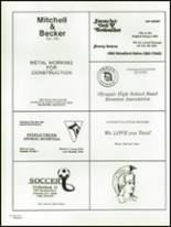 1988 Olympic High School Yearbook Page 210 & 211