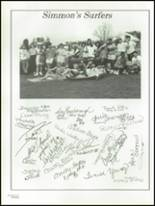 1988 Olympic High School Yearbook Page 216 & 217