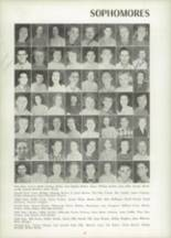 1951 Chicora High School Yearbook Page 34 & 35