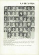 1951 Chicora High School Yearbook Page 40 & 41