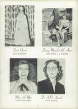 1951 Chicora High School Yearbook Page 50 & 51