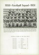 1951 Chicora High School Yearbook Page 54 & 55