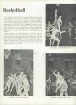 1951 Chicora High School Yearbook Page 58 & 59