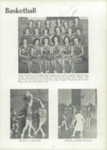 1951 Chicora High School Yearbook Page 60 & 61