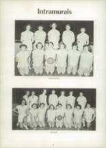 1951 Chicora High School Yearbook Page 64 & 65