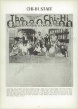 1951 Chicora High School Yearbook Page 68 & 69