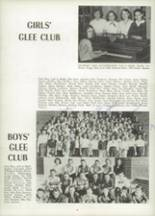 1951 Chicora High School Yearbook Page 70 & 71