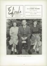 1951 Chicora High School Yearbook Page 84 & 85