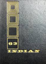 1963 Yearbook Anderson High School