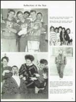 1990 Albia Community High School Yearbook Page 22 & 23