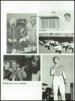 1990 Albia Community High School Yearbook Page 26 & 27