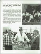 1990 Albia Community High School Yearbook Page 32 & 33