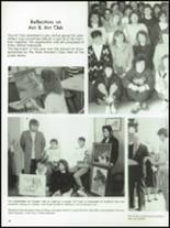 1990 Albia Community High School Yearbook Page 42 & 43