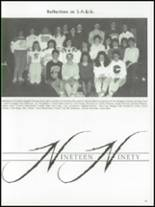 1990 Albia Community High School Yearbook Page 50 & 51