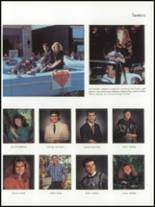 1990 Albia Community High School Yearbook Page 106 & 107