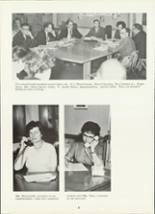 1964 Ridgefield High School Yearbook Page 12 & 13