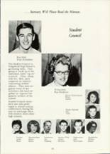 1964 Ridgefield High School Yearbook Page 16 & 17