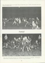 1964 Ridgefield High School Yearbook Page 20 & 21