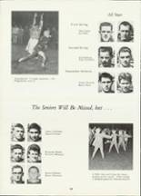 1964 Ridgefield High School Yearbook Page 22 & 23
