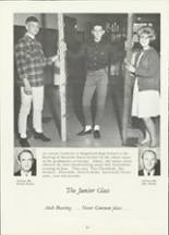 1964 Ridgefield High School Yearbook Page 28 & 29