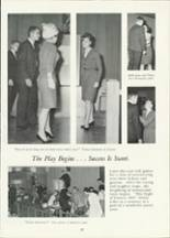 1964 Ridgefield High School Yearbook Page 30 & 31
