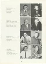 1964 Ridgefield High School Yearbook Page 36 & 37