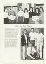 1964 Ridgefield High School Yearbook Page 40 & 41