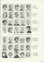 1964 Ridgefield High School Yearbook Page 50 & 51