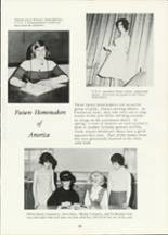 1964 Ridgefield High School Yearbook Page 56 & 57