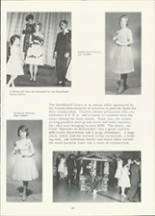 1964 Ridgefield High School Yearbook Page 58 & 59