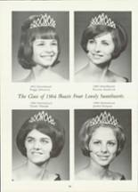 1964 Ridgefield High School Yearbook Page 60 & 61