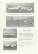 1964 Ridgefield High School Yearbook Page 62 & 63