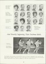 1964 Ridgefield High School Yearbook Page 66 & 67
