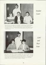 1964 Ridgefield High School Yearbook Page 70 & 71