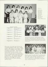 1964 Ridgefield High School Yearbook Page 74 & 75