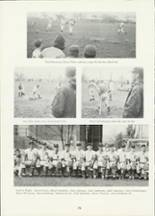 1964 Ridgefield High School Yearbook Page 82 & 83