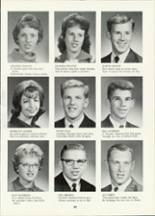 1964 Ridgefield High School Yearbook Page 92 & 93