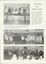 1964 Ridgefield High School Yearbook Page 94 & 95