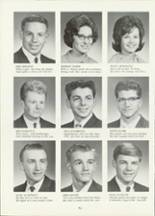 1964 Ridgefield High School Yearbook Page 96 & 97