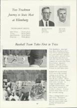 1964 Ridgefield High School Yearbook Page 100 & 101