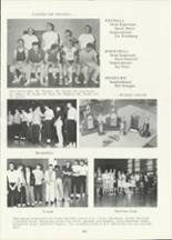 1964 Ridgefield High School Yearbook Page 104 & 105