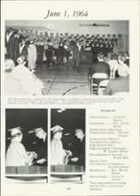 1964 Ridgefield High School Yearbook Page 110 & 111