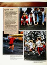 1988 Snohomish High School Yearbook Page 10 & 11
