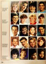 1988 Snohomish High School Yearbook Page 30 & 31
