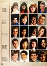1988 Snohomish High School Yearbook Page 32 & 33
