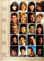 1988 Snohomish High School Yearbook Page 34 & 35