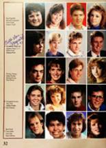 1988 Snohomish High School Yearbook Page 36 & 37