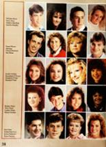 1988 Snohomish High School Yearbook Page 50 & 51