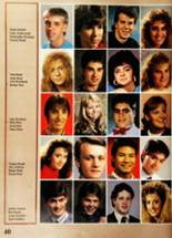 1988 Snohomish High School Yearbook Page 52 & 53