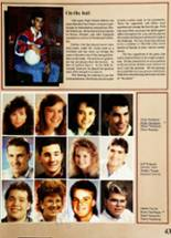 1988 Snohomish High School Yearbook Page 54 & 55
